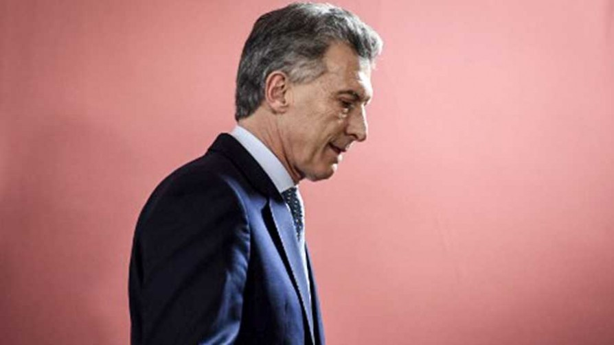 Argentina marcó un récord de riesgo país desde que gobierna Macri - Martín Jauregui - Doble Click | DelSol 99.5 FM