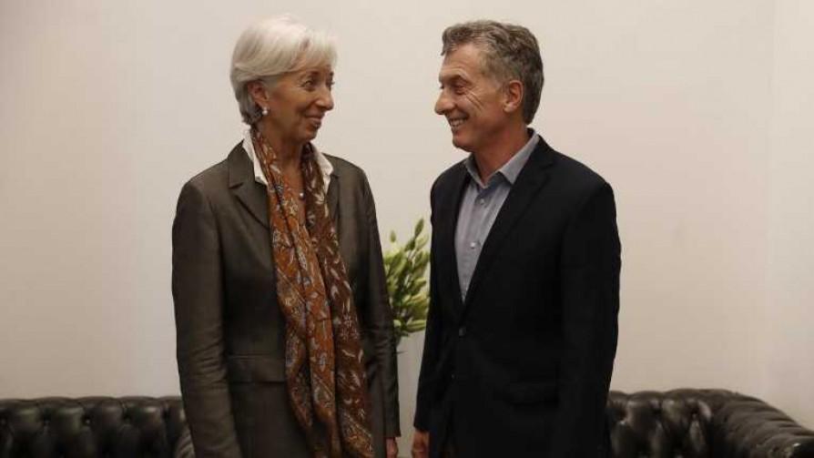 Argentina y el FMI: una relación que desestabilizó hasta al Messi de la economía - Facundo Pastor - No Toquen Nada   DelSol 99.5 FM