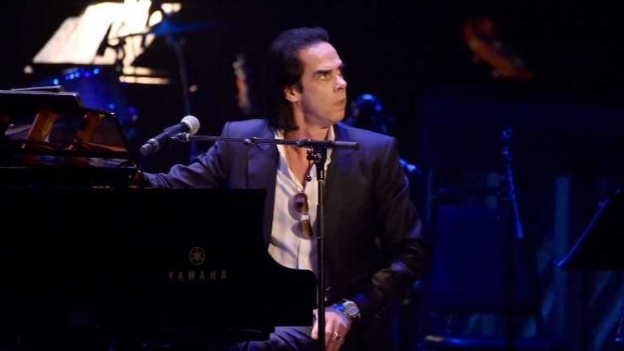 "La ""misa"" de Nick Cave, un verdadero reverendo - Miguel Angel Dobrich - No Toquen Nada | DelSol 99.5 FM"