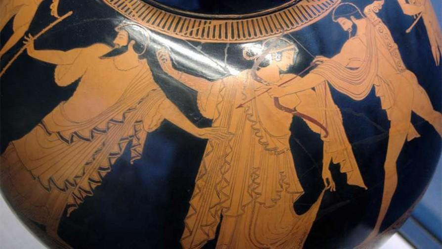 Historias protagonizadas por doncellas hermosas en la mitología clásica - Segmento dispositivo - La Venganza sera terrible | DelSol 99.5 FM