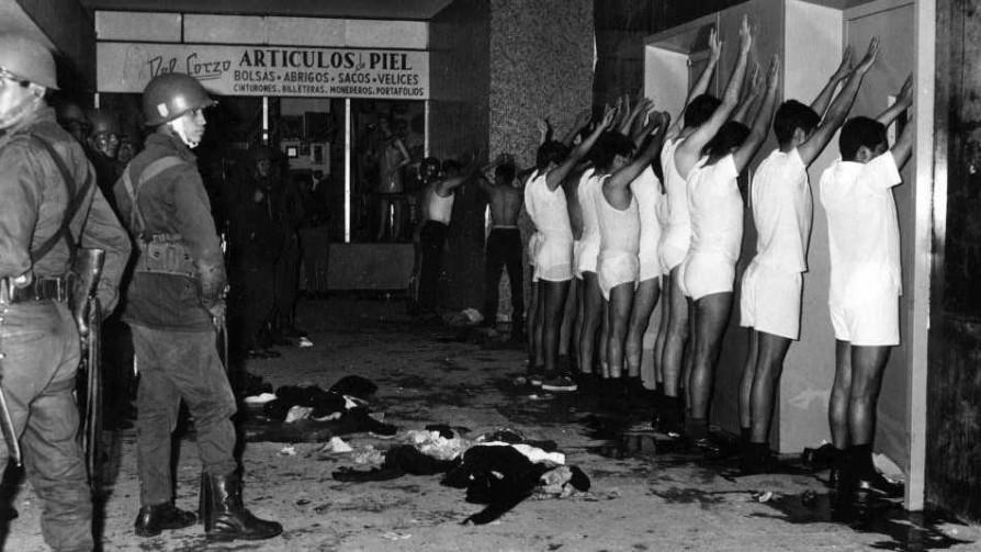 México: masacre en la Plaza de las Tres Culturas - Gabriel Quirici - No Toquen Nada | DelSol 99.5 FM