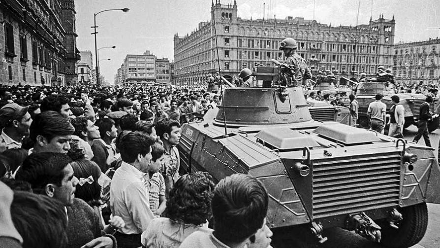 El 68 en México y la masacre en la Plaza de las Tres Culturas - NTN Concentrado - No Toquen Nada | DelSol 99.5 FM
