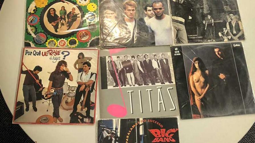 Tarde de vinilos: rock brasilero de los 80 - Tarde de vinilos - Facil Desviarse | DelSol 99.5 FM