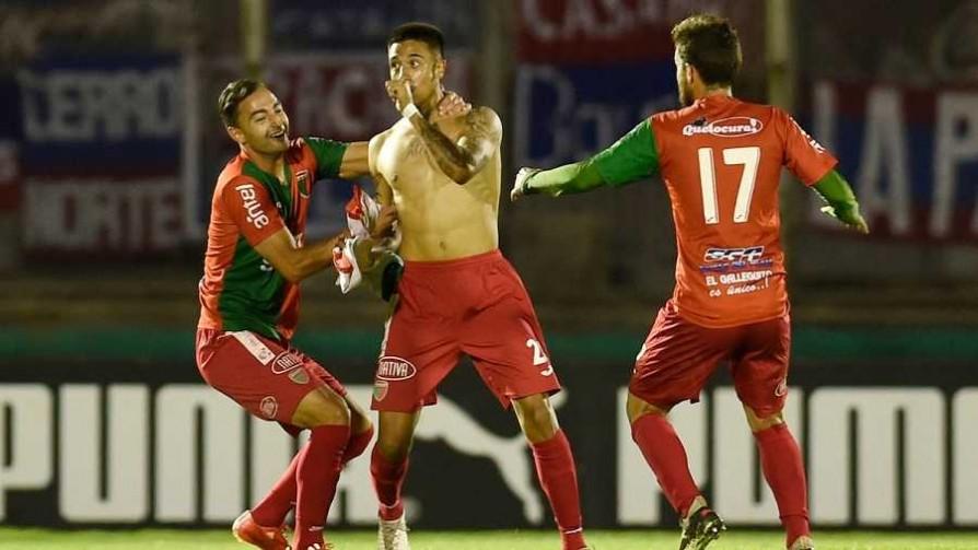 Jugador Chumbo: Robert Ergas - Jugador chumbo - Locos x el Fútbol | DelSol 99.5 FM