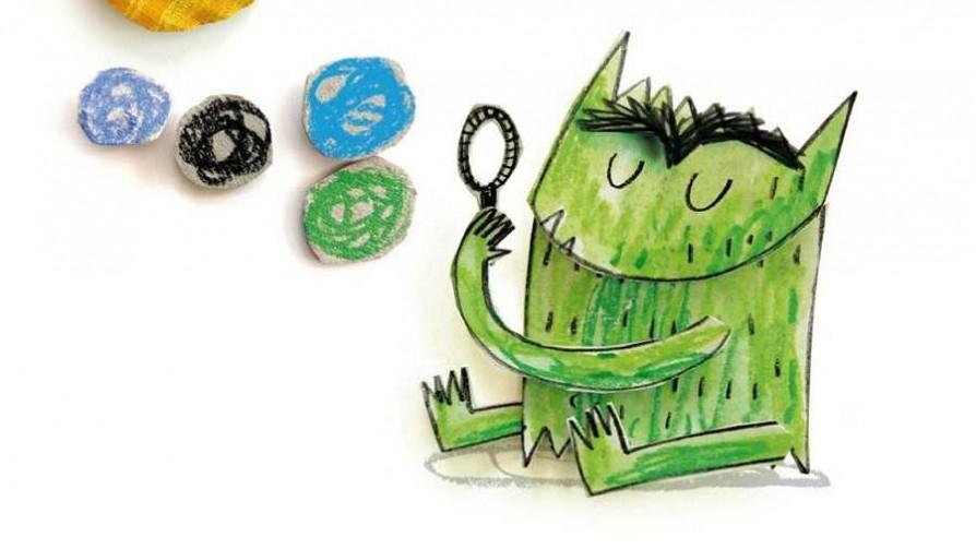 El monstruo de las emociones: libros que cierran y no que abren - Virginia Mortola - No Toquen Nada | DelSol 99.5 FM