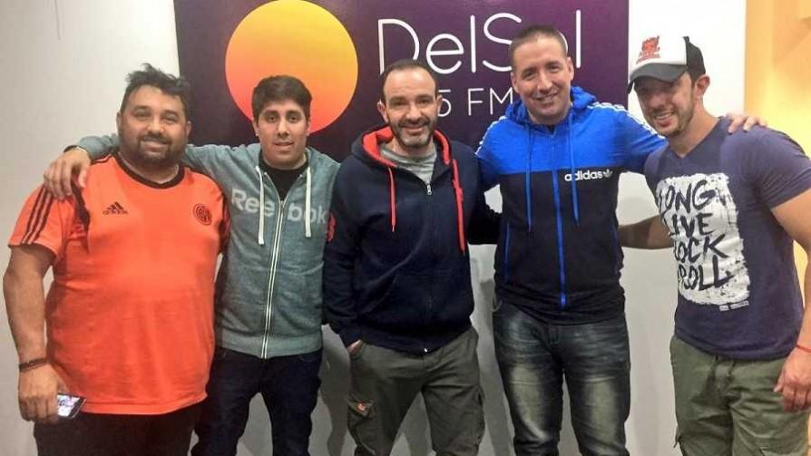 Entrevista a Rodrigo Romano - Entrevistas - Locos x el Fútbol | DelSol 99.5 FM
