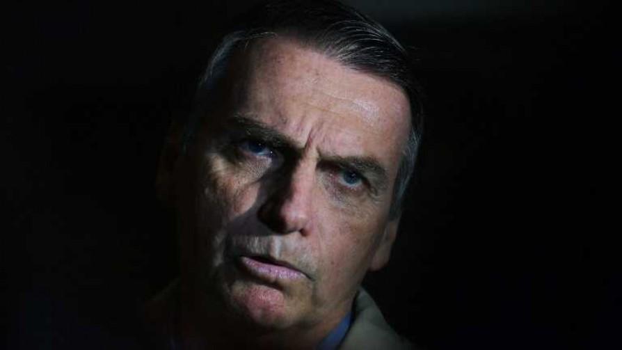 Quién es Jair Messias Bolsonaro, favorito en las encuestas electorales - Denise Mota - No Toquen Nada | DelSol 99.5 FM