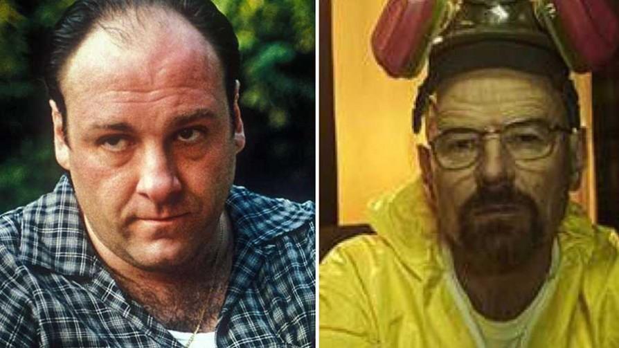 Jefe de jefes: ¿Tony Soprano o Walter White? - Televicio - Facil Desviarse | DelSol 99.5 FM