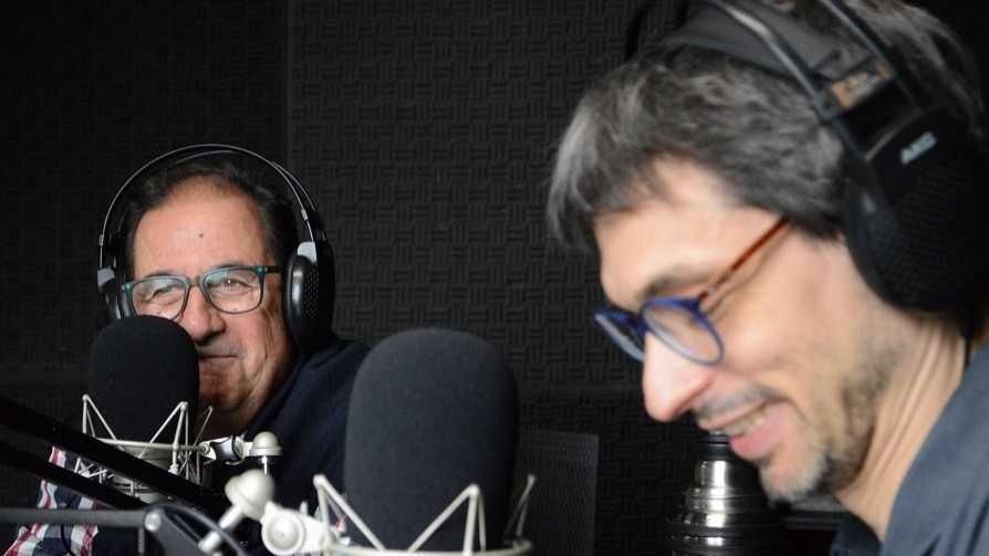 Darwin y la despedida del padre del hijo de Carlitos Muñoz  - Darwin - Columna Deportiva - No Toquen Nada   DelSol 99.5 FM