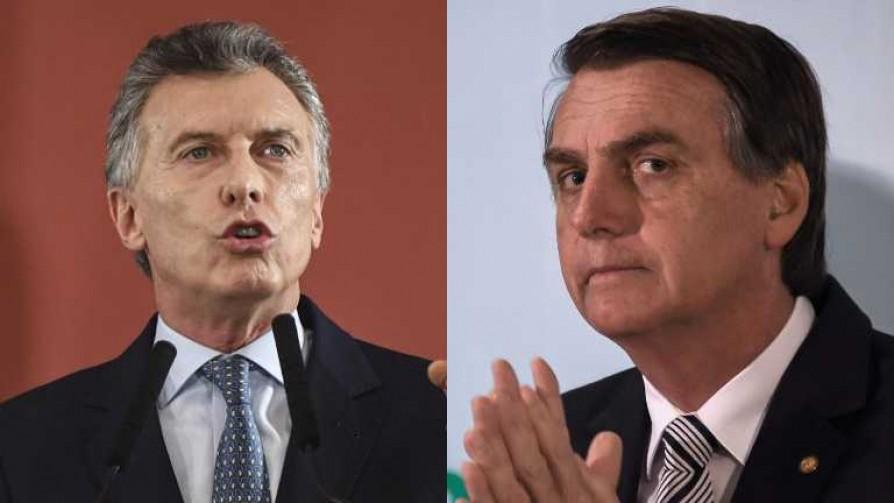 Relación y semejanza entre Bolsonaro y Macri - Facundo Pastor - No Toquen Nada | DelSol 99.5 FM