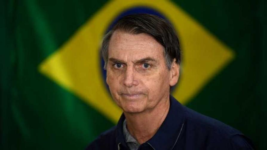 El cambio de Bolsonaro y su discurso de libertades - Denise Mota - No Toquen Nada   DelSol 99.5 FM