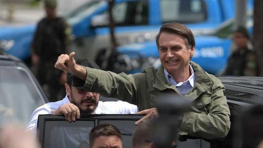 El triunfo de Bolsonaro en Brasil - Cambalache - La Mesa de los Galanes | DelSol 99.5 FM