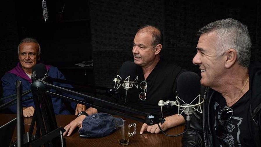 Entre el humor, la política y la amistad, tres atorrantes de Santa Fe - Entrevista central - Facil Desviarse | DelSol 99.5 FM