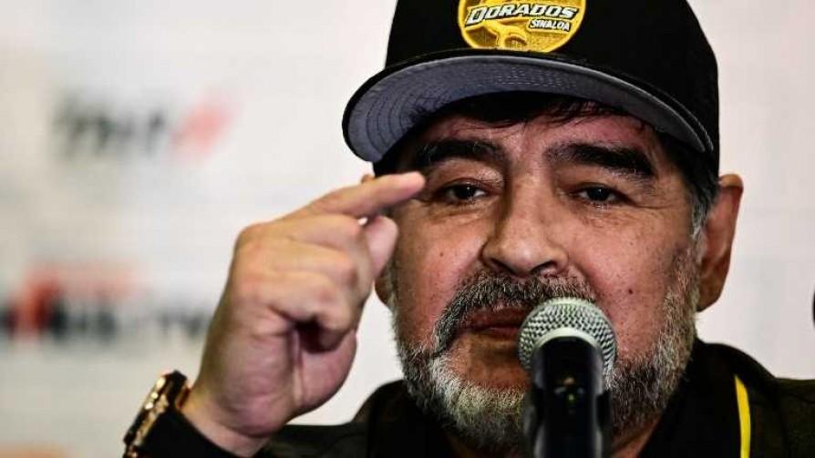 Si yo fuera Maradona... - Sobremesa - La Mesa de los Galanes   DelSol 99.5 FM