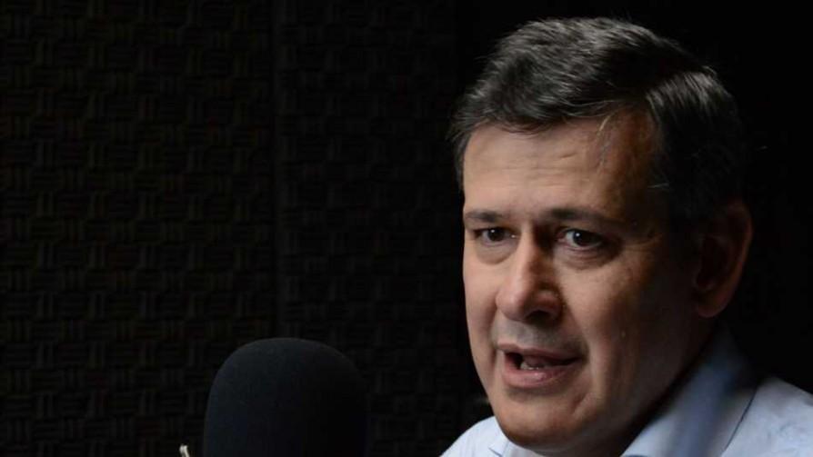 Díaz: el efecto noviembre del MI no tiene ningún fundamento - Entrevistas - No Toquen Nada | DelSol 99.5 FM