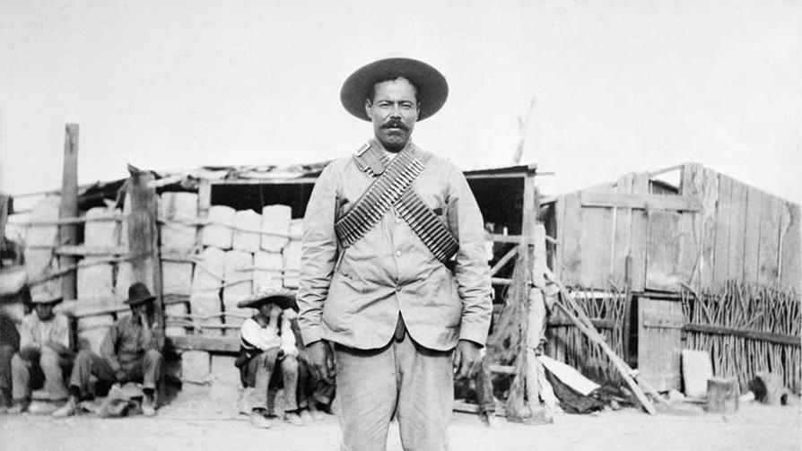 La invasión de EE.UU. por Pancho Villa - Segmento dispositivo - La Venganza sera terrible | DelSol 99.5 FM