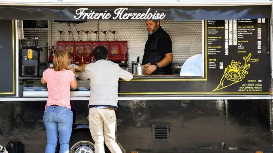 ¿De que sería su food truck? - Sobremesa - La Mesa de los Galanes | DelSol 99.5 FM