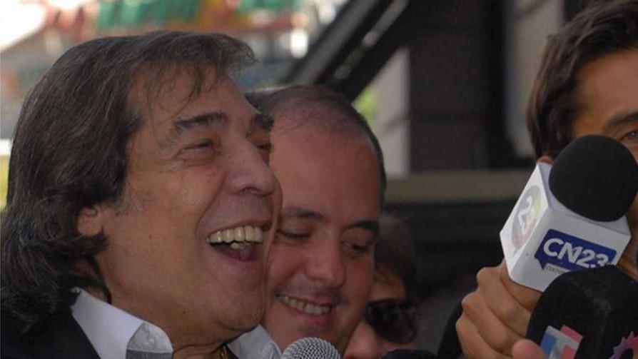 Aldo presentó el nuevo disco de versiones de Cacho Castaña - Tio Aldo - La Mesa de los Galanes | DelSol 99.5 FM
