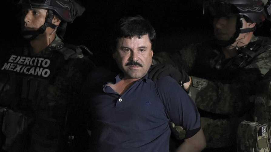 El Chapo, Kate, Sean Penn y el alcahuete, cómo terminó el narco preso - Columna de Darwin - No Toquen Nada | DelSol 99.5 FM