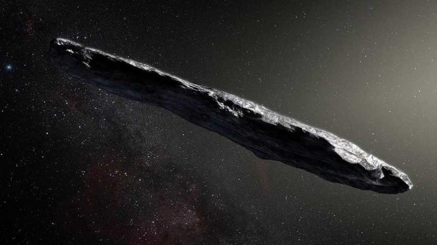 Qué se sabe del primer objeto interestelar externo al sistema solar - Entrevistas - No Toquen Nada | DelSol 99.5 FM