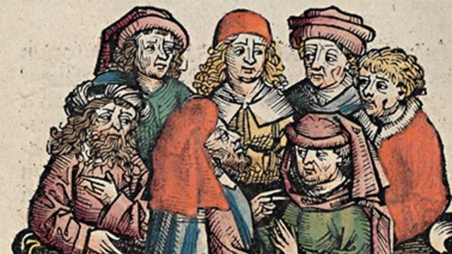 ¿Quién fue el primer ser humano culto? - Sobremesa - La Mesa de los Galanes | DelSol 99.5 FM