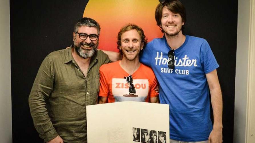 Tres uruguayos y un homenaje a los cuatro de Liverpool - Ronda NTN - No Toquen Nada | DelSol 99.5 FM