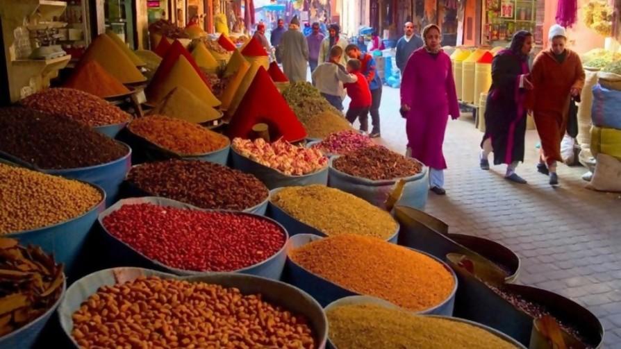 Marruecos, exotismo cercano - Tasa de embarque - Quién te Dice | DelSol 99.5 FM