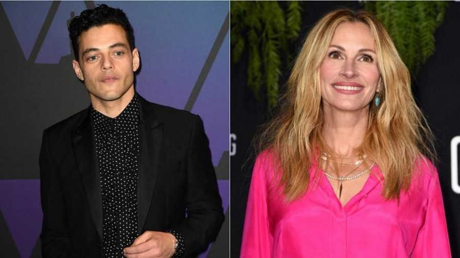 ¿Qué une a Julia Roberts y Rami Malek? - Televicio - Facil Desviarse   DelSol 99.5 FM
