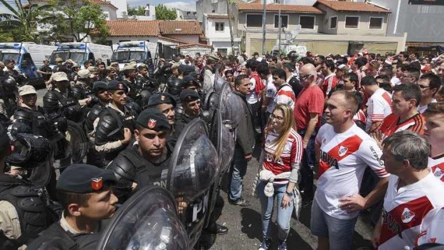 Las razones del fracaso de la seguridad en la final de la Libertadores - Facundo Pastor - No Toquen Nada | DelSol 99.5 FM