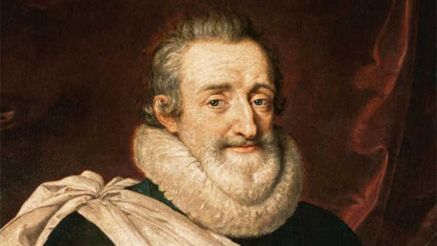 La accidentada entrada a París de Enrique IV - Segmento dispositivo - La Venganza sera terrible | DelSol 99.5 FM