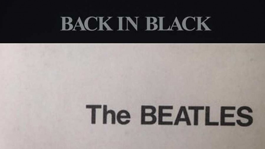 Álbum blanco vs. Álbum negro - Versus - Facil Desviarse | DelSol 99.5 FM