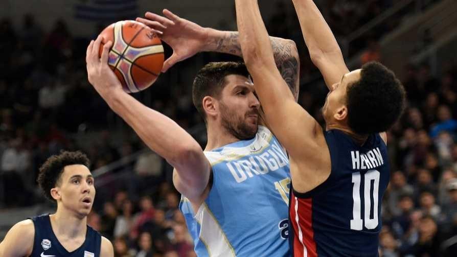 Los Zingaros de Estados Unidos del basket  y el de Ruben - Darwin - Columna Deportiva - No Toquen Nada | DelSol 99.5 FM