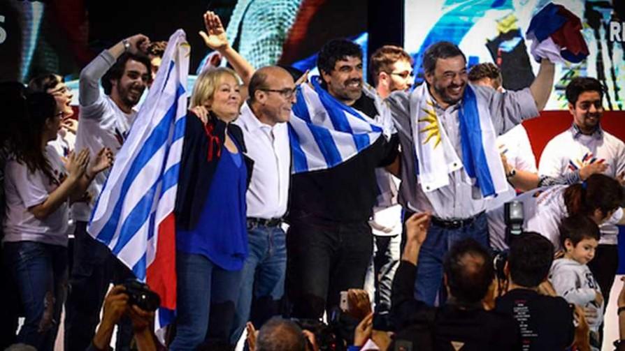 Repercusiones del Congreso del Frente Amplio - Cambalache - La Mesa de los Galanes | DelSol 99.5 FM