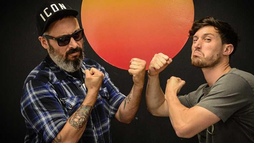 Jorge suspenso - DJ vs DJ - La Mesa de los Galanes | DelSol 99.5 FM