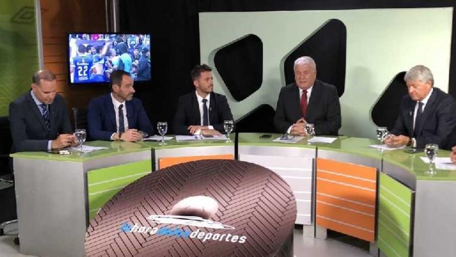 Daniel Richard en La Hora de los Deportes - Audios - Locos x el Fútbol | DelSol 99.5 FM