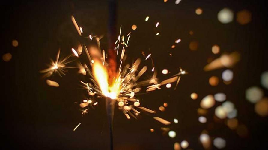 Un combo de fuegos artificiales, frutos nativos y morcillas - NTN Concentrado - No Toquen Nada | DelSol 99.5 FM