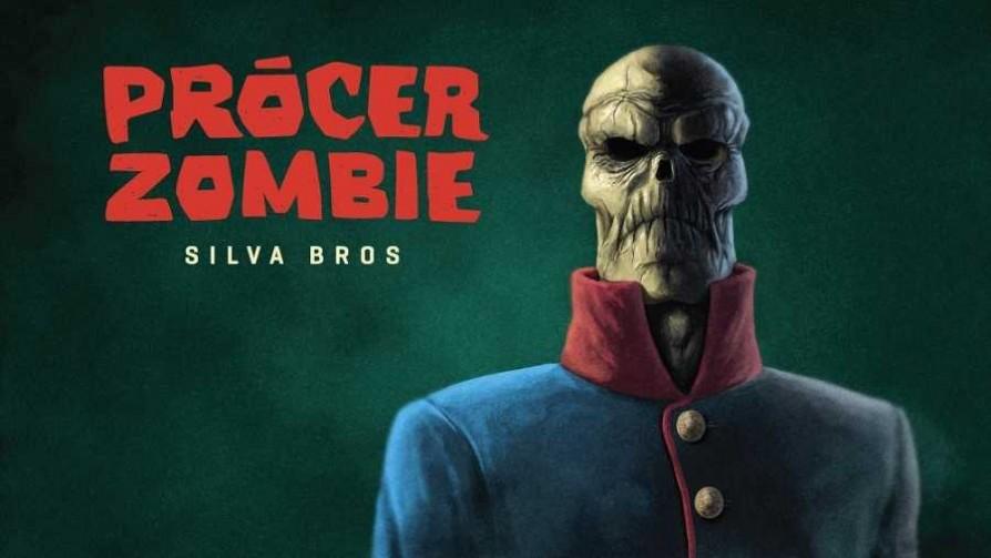 Prócer Zombie: oriental en la vida y en la muerte también - Virginia Mortola - No Toquen Nada | DelSol 99.5 FM