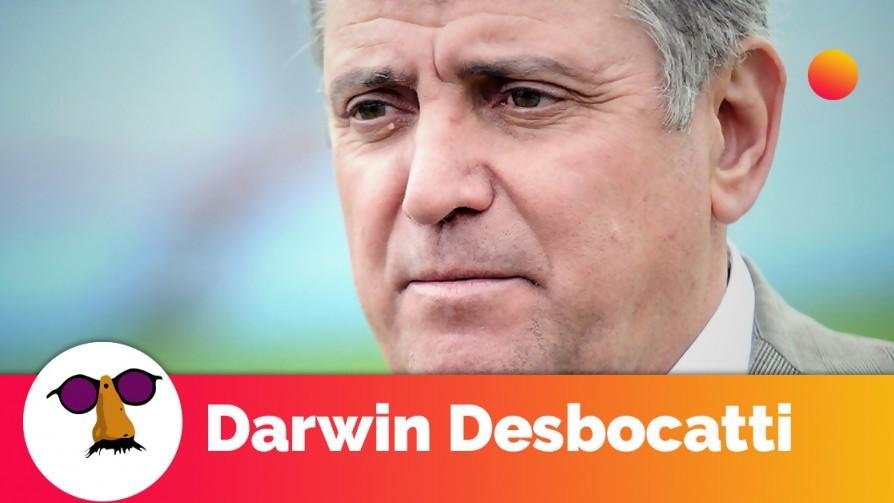 Lo mejor de las columnas de Darwin del 26/12 al 28/12 - Columna de Darwin - No Toquen Nada | DelSol 99.5 FM