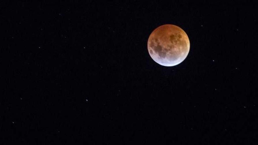 Los detalles del eclipse total de luna - Audios - Quién te Dice | DelSol 99.5 FM