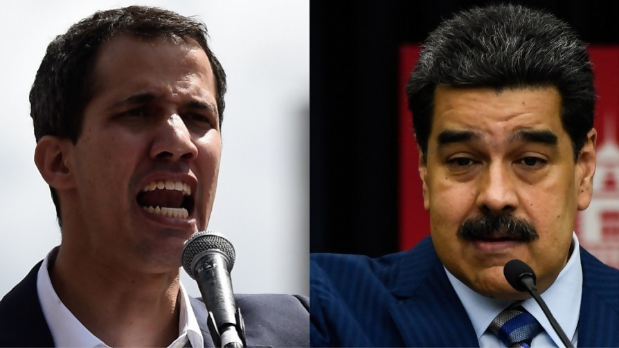 Las dos repúblicas imaginarias de Venezuela - Columna de Darwin - No Toquen Nada | DelSol 99.5 FM