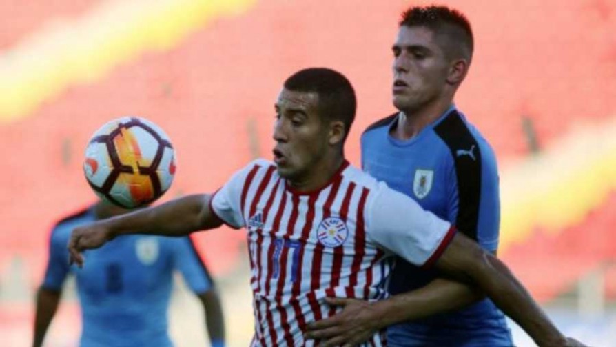 Uruguay 1 - 0 Paraguay - Replay - 13a0   DelSol 99.5 FM