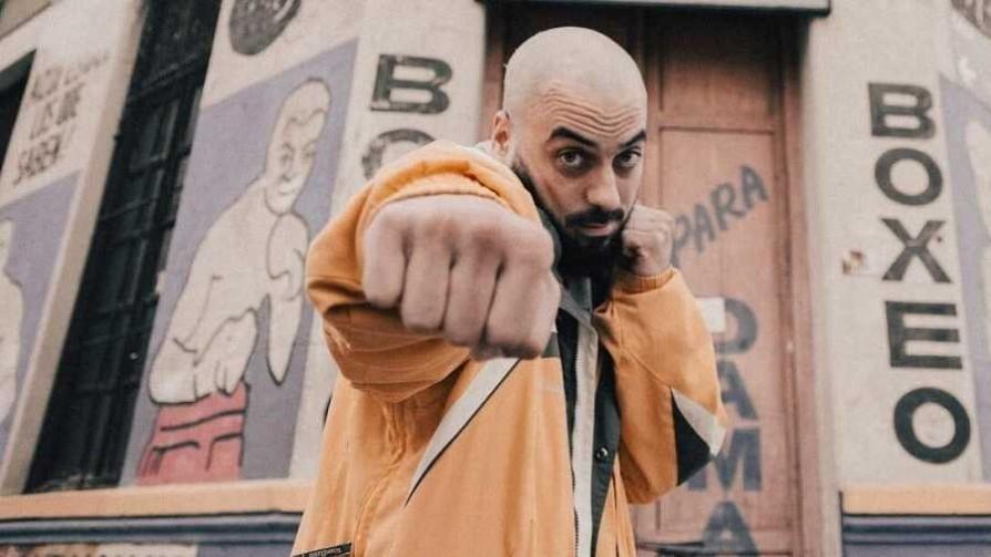 Santi Mostaffa presenta Escapismo y define al rap uruguayo - Audios - No Toquen Nada | DelSol 99.5 FM