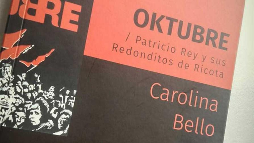 Oktubre, el libro que analiza el disco de los Redondos - Audios - Quién te Dice | DelSol 99.5 FM