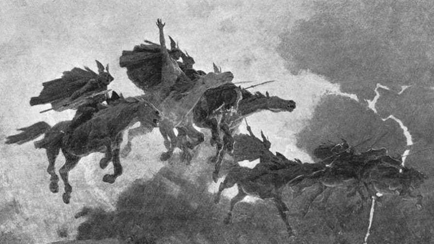 La moral heroica de los vikingos - Segmento dispositivo - La Venganza sera terrible | DelSol 99.5 FM