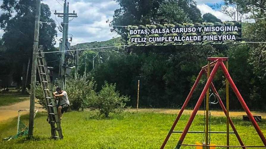 ¡Feliz cumple alcalde Piñeyrúa! - Audios - La Mesa de los Galanes | DelSol 99.5 FM