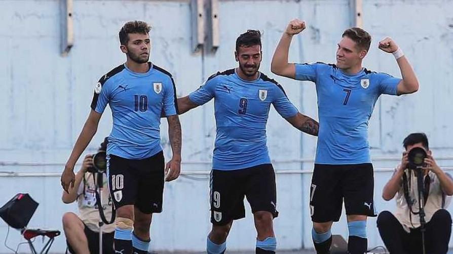Uruguay puede ser campeón o quedar eliminado  - Diego Muñoz - No Toquen Nada   DelSol 99.5 FM
