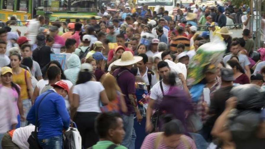 Ayuda humanitaria: crónica desde la frontera de Venezuela y Colombia - Colaboradores del Exterior - No Toquen Nada | DelSol 99.5 FM