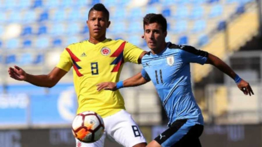 Uruguay 0 - 0 Colombia - Replay - 13a0 | DelSol 99.5 FM