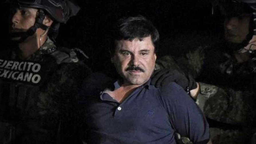 El Chapo Guzmán fue declarado culpable por la justicia de Estados Unidos - Titulares y suplentes - La Mesa de los Galanes   DelSol 99.5 FM