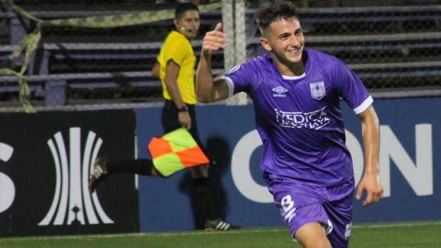 Gonzalo Napoli: La joya de Defensor Sporting - Entrevistas - 13a0 | DelSol 99.5 FM